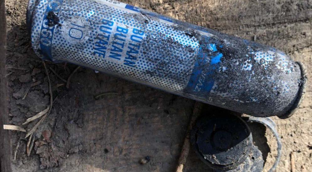 Frauenfeld: Gaskartusche explodiert
