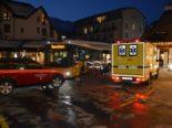 Unfall in Lenzerheide: Fussgängerin von Postauto erfasst