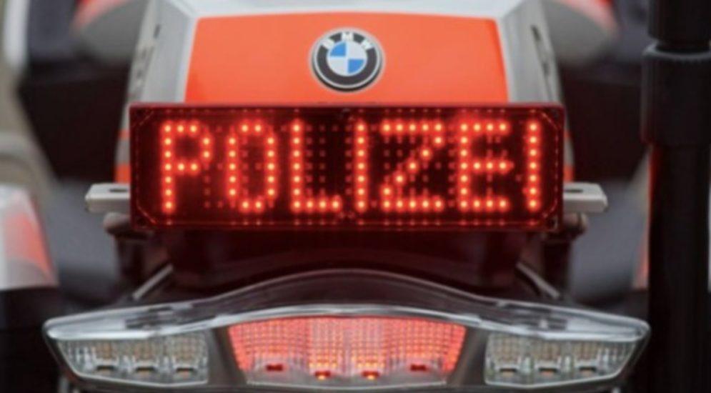 Unfall Matzingen TG: Fahrzeugbrand auf der A1