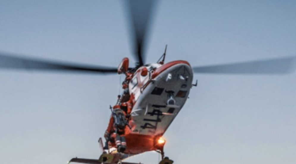 Unfall Liestal BL: Explosionsartige Entzündung fordert zwei Verletzte (16)