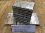 Zürich-Flughafen: Fünf Pakete mit 37 Kilogramm Marihuana abgefangen
