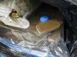 Buchenloo, Wil ZH - 32 Kilogramm Drogen sichergestellt