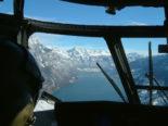 Sarganserland SG - Super Puma-Pilot geblendet: Tatverdächtiger Mann (35) ermittelt