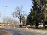 Uster ZH - Zürichstrasse gesperrt