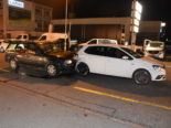Wil SG - Unfall trotz eingeleiteter Vollbremsung