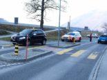Mollis GL: Unfall zwischen Auto und Velofahrerin (10)
