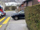 Glarus: Unfall mit einem Kind