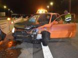 Hägendorf SO: Drei Verletzte bei Unfall auf der Autobahn A2