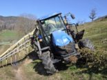 Mümliswil SO: Mann nach Traktor-Unfall mit REGA ins Spital geflogen