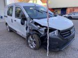 Liestal BL - Alkoholisiert Unfall gebaut