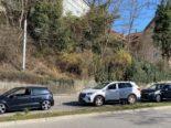 Stadt Schaffhausen: Unfall zwischen drei Autos