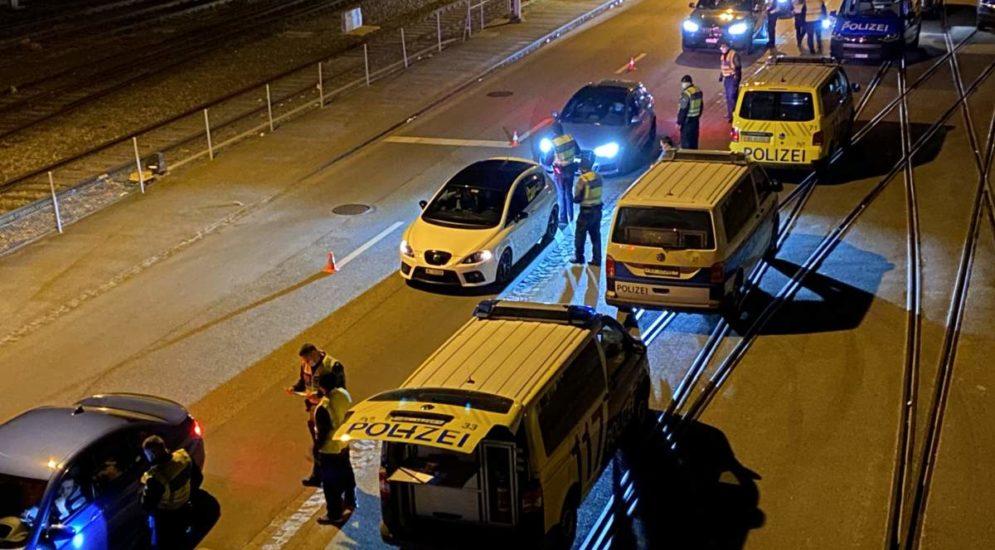 Basel BS: Bei Kontrolle 27 Verzeigungen, ein Fahrzeug sichergestellt