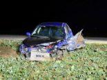 Unfall Buttwil: Lenker (19) haut trotz zwei verletzter Mitfahrerinnen ab