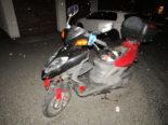 Verkehrsunfall in Niederurnen