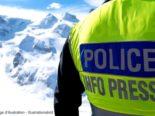 Ayent VS: Drei teils schwer verletzte Skitourengänger nach Lawinenabgang