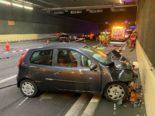Zürich: Schwerer Unfall auf der A1 fordert sieben Verletzte (darunter zwei Kinder)