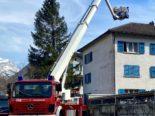 Altdorf UR: Kaminbrand in Wohnhaus