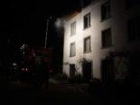Uznach SG - Kohleabwurf verursacht Brand