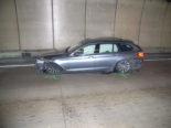 A2, Seedorf: Unfall im Seelisbergtunnel