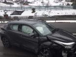 A2, Silenen UR: Autolenker bei Unfall im Riedtunnel erheblich verletzt