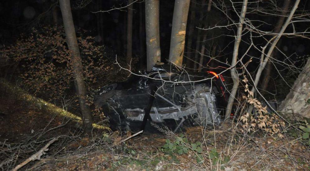 Unfall in Dornach SO fordert zwei Tote und einen Schwerverletzten
