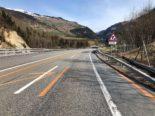 Andeer GR: Fahrer (21) 63 km/h zu schnell unterwegs