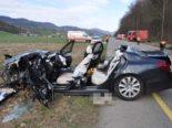 Unfall Herbetswil SO: Lenker prallt mit LKW zusammen und verletzt sich erheblich