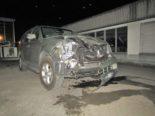 Glarus: Unfall zwischen PW und Traktor