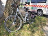 Mollis GL: Fahrradfahrer bei Unfall verletzt