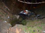 Unfall Trogen AR: Auto stürzt Hang hinunter - Beifahrerin (18) verstirbt noch vor Ort