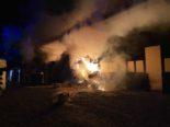 Würenlos AG: Feuer in Pferdeanlage absichtlich gelegt?