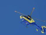Wollerau SZ: 34-Jähriger bei Arbeitsunfall schwer verletzt