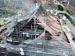 Schwerzenbach ZH: Über eine Million Franken Schaden bei Brand