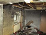 Netstal GL: Brand in Wohnhaus