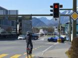 Stans NW: Rechts abbiegen bei Rotlicht erlaubt