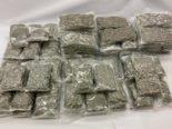 Brügg BE: Rund 110 Kg Marihuana bei Hausdurchsuchung sichergestellt