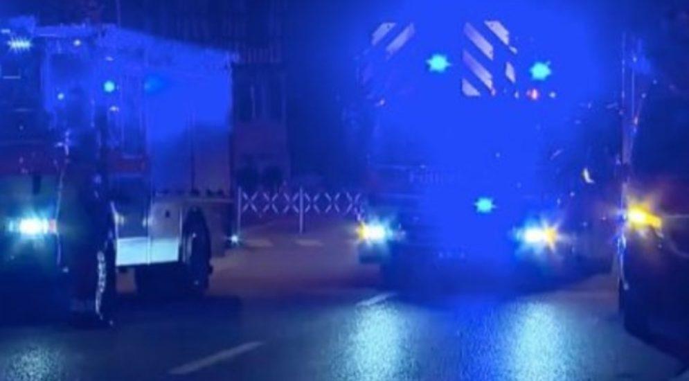Basel: Zwei Personen bei Brand verletzt