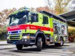 Schaffhausen SH: Mottbrand durch mit Stoff abgedeckten Elektro-Ofen
