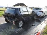 Mauensee (Kaltbach) LU: Unfall fordert sieben Verletzte (2 Kinder)
