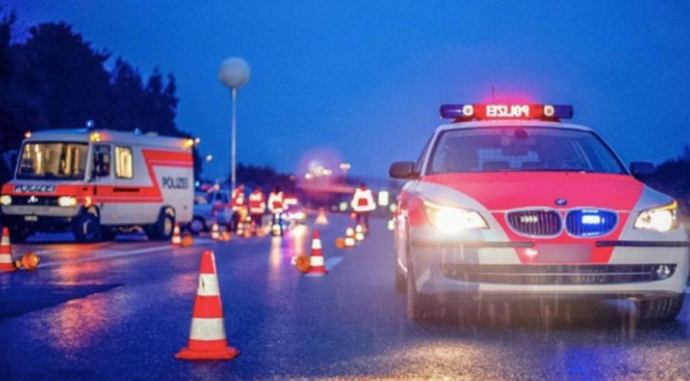 Koordinierte Verkehrskontrolle Region Seeland: 124 Fahrzeuge überprüft