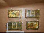 Hunzenschwil AG - 3.998 Kilogramm Kokaingemisch sichergestellt