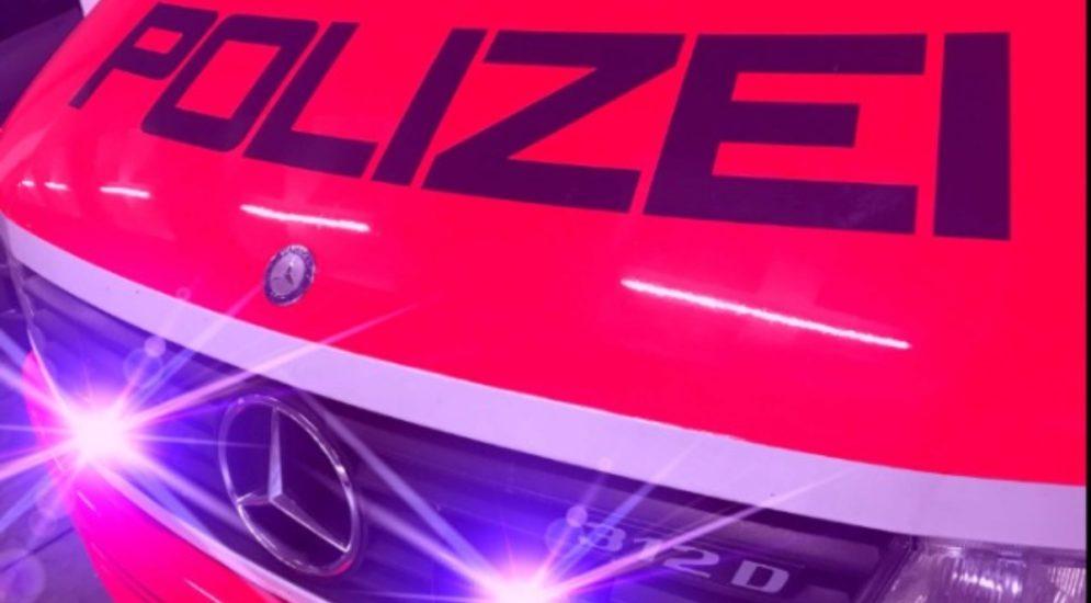 Amriswil TG: Aufmerksame Passanten überraschen Auto-Einbrecher
