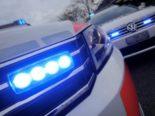 St.Gallen SG - Polizei mit Molotowcocktail beworfen