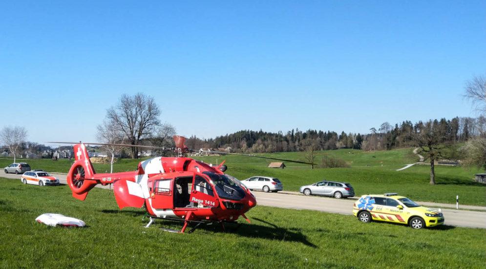 Schweiz - Mehr als 150 Rega-Einsätze an Ostern