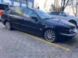St.Gallen - Jaguar flüchtet vor Polizei