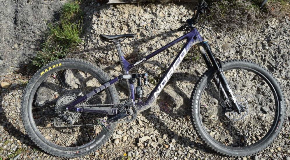 Unfall Reute AR: Mountainbikefahrer auf Biketrail gestürzt