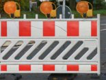 Unfall Aarau AG - A1 gesperrt