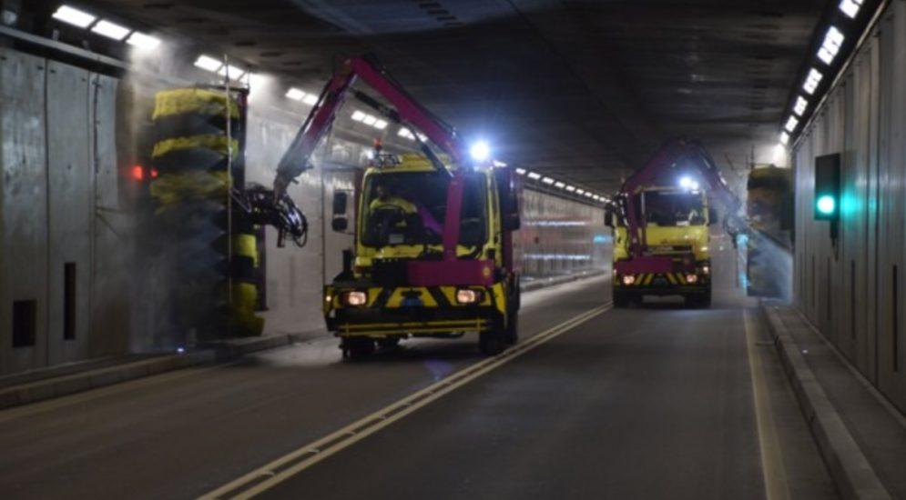 A2: Gotthardstrassentunnel für jeglichen Verkehr gesperrt