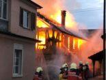 Brand in Uster fordert hohen Sachschaden