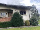 Büsserach - Einfamilienhaus nicht mehr bewohnbar - Herdplatte führte zu Brand